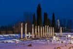 Il foro romano di Aquileia (Udine)
