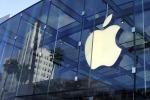 Apple rivede le stime dei ricavi e la Borsa affonda