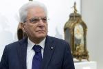 """Frontiere chiuse, Mattarella: """"In 100 anni sono emigrati 26 milioni di italiani"""""""