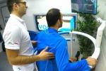 Mezza maratona Genova, atleti assistiti robot riabilitativo