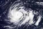 L'uragano Lee fotografato dal satellite Terra della Nasa (fonte: NASA Goddard MODIS Rapid Response Team)