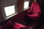 All'asta il jet di Elvis, con gli interni in rosa