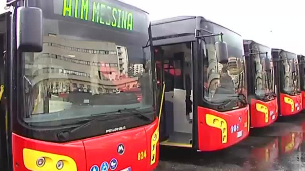 piano bus atm messina, Messina, Sicilia, Cronaca