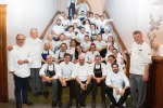 L'estate inaugurata da 18 chef, al Grand Royal di Courmayeur