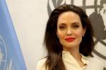 Angelina Jolie denuncia, violenza sessuale è un'arma dei maschi