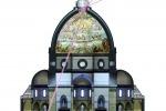 Torna gnomone in Duomo Firenze