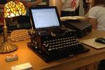 Una vecchia macchina per scrivere diventa un pc, grazie all'idea di un informatico piemontese
