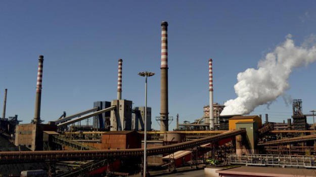 ArcelorMittal, taranto, Sicilia, Cronaca