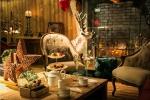 Four Season Hotel Milano a Natale si trasforma in Urban Chalet