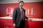 Vino: il presidente del Consorzio Chianti, Giovanni Busi