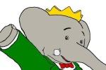Addio a Babar, l'elefante più elegante del mondo e eroe dei bambini