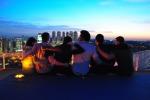 Un gruppo di amici (fonte: Paris Neto/Flickr)