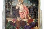 Borghi: il celebre affresco Resurrezione di Piero della Francesca, simbolo di San Sepolcro