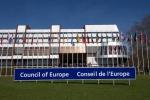 La sede del Consiglio d'Europa a Strasburgo