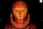 La tac permette di studiare le mummie senza danneggiarle (fonte: Patricia Mora)