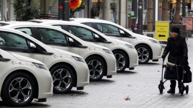 car sharing, Reggio, Calabria, Economia