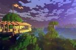 Minecraft Super Duper Graphics Park