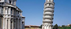 La città di Pisa dove abitava lo studente