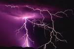 Dai fulmini la 'scintilla' che genera antimateria nel cielo (fonte: oompa123.deviantart.com)