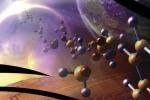 Un esperimento britannico indica che la formazione dei mattoni della vita potrebbe essere stata favorita dagli elementi portati sulla Terra da meteoriti e comete (fonte: NASA)