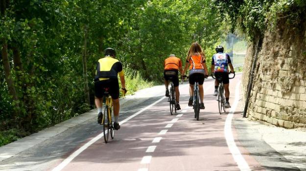 pista ciclabile sicilia torrenova, Salvatore Castrovinci, Messina, Sicilia, Sport