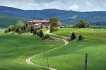 Agriturismo in Val D'Orcia, Pienza