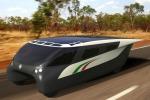 Emilia 4, a Maranello arriva auto solare