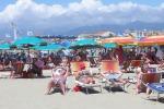 Federconsumatori, spiagge più care 1%