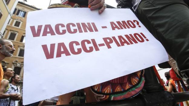 genova, no vax, Sicilia, Cronaca
