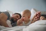 Ll qualità di vita dei genitori dei bimbi svezzati prima è risultata migliore