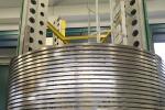 Dall'Italia 100 chilometri di cavi superconduttori per i reattori sperimentali a fusione (fonte: ENEA)