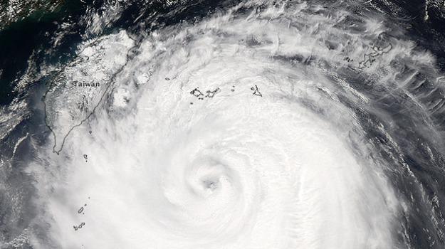tifone Faxai, tifone Tokyo, Sicilia, Mondo