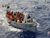 Nuovo sbarco di migranti a Lampedusa, in 57 trasportati all'hotspot dell'isola