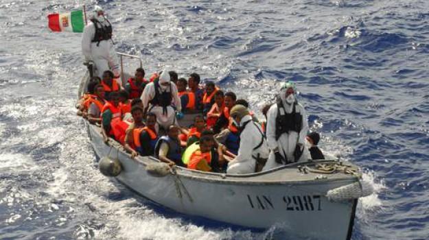 lampedusa, sbarco migranti, Sicilia, Cronaca
