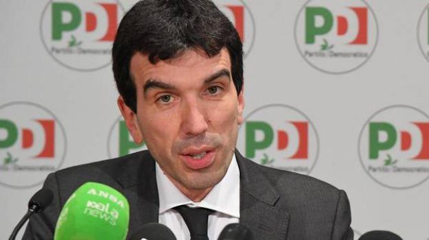 congresso, pd, politica, Maurizio Martina, Catanzaro, Calabria, Politica