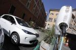 Unrae, governo investa in infrastrutture per auto elettriche
