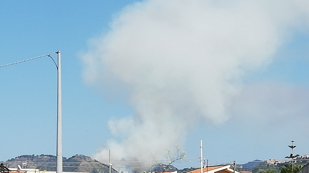 autostrada Me-Pa, Incendio Calamona, Messina, Archivio