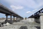 Caulonia, al via i lavori per la ricostruzione del ponte sull'Allaro