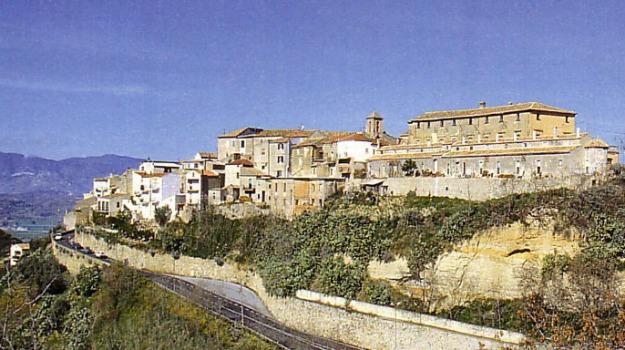 anziano, bisignano, fiamme, Cosenza, Calabria, Archivio