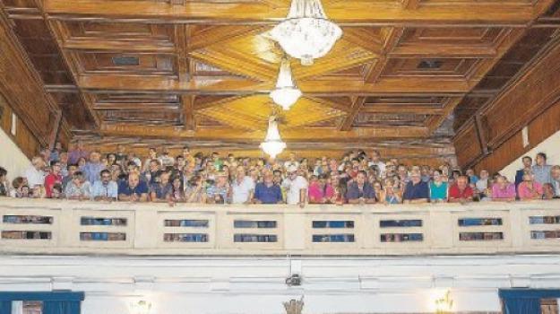 agenzia risanamento, consiglio comunale, de luca, messina, Messina, Sicilia, Archivio