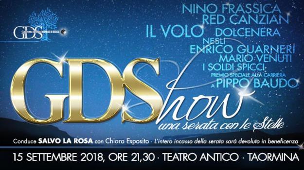 gazzettadelsud, gdshow, ses, taormina, Sicilia, GDSHOW