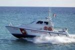Guardia costiera soccorre diportisti