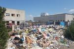 San Ferdinando, sgomberato capannone occupato da migranti