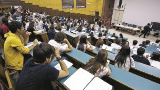 catanzaro, medicina, test, università, Catanzaro, Calabria, Archivio