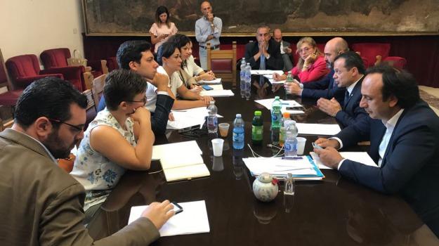 deputazione, Messina, Archivio