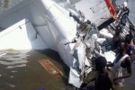 Medico siciliano sopravvive a incidente aereo