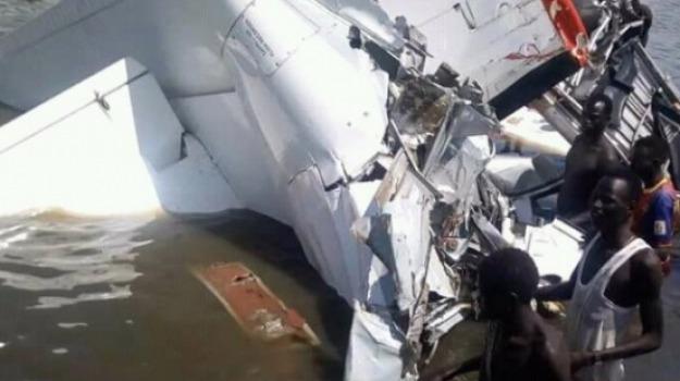 damiano cantone, incidente aereo, sud sudan, Sicilia, Cronaca