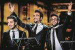 """Il Volo debutta al cinema, nelle sale dal 20 settembre """"Un amore così grande"""""""