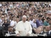 Racism, hatred, intolerance spreading, pope warns