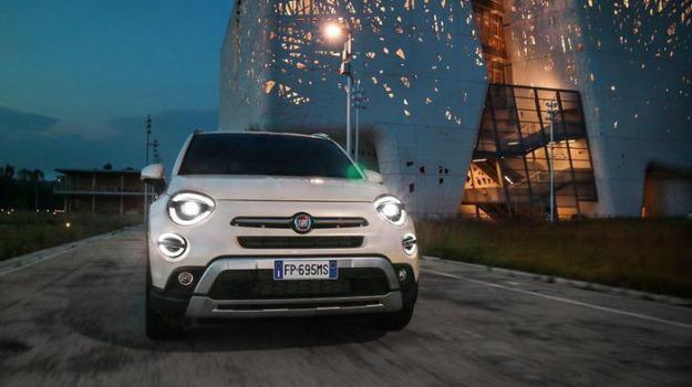 ''Nuova Fiat 500x